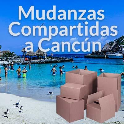 mudanzas compartidas para cancún