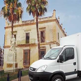 mudanzas en San Fernando Cádiz