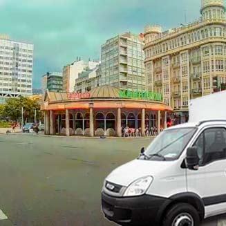 Mudanzas en Coruña