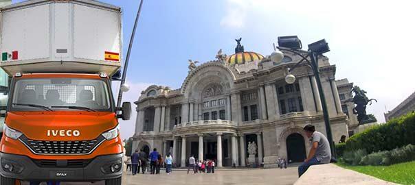 cuanto cuesta una mudanza en la ciudad de México